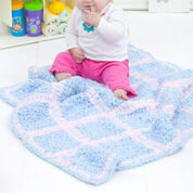 Go to Product: Red Heart Simple Squares Blanket in color