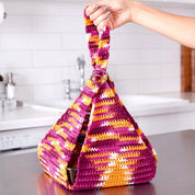 Lily Sugar'n Cream Casserole Carrier to Crochet