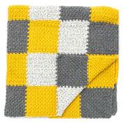 Bernat Patchwork Blanket
