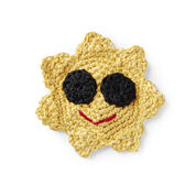 Go to Product: Aunt Lydia's Cool Sun Applique in color