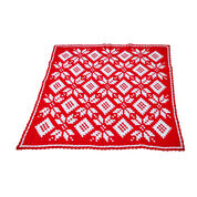 Go to Product: Red Heart Corner-to-Corner Snowflake Blanket in color