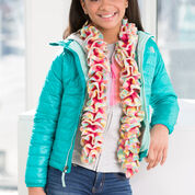 Go to Product: Red Heart Ruffled Warmth Scarf in color