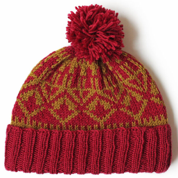 Patons Nordic Hat