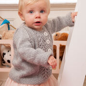 Go to Product: Red Heart Baby Lace Cardigan, 6/12 mos in color