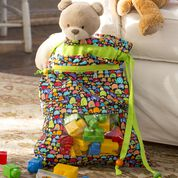 Go to Product: Coats & Clark Toy Bag with a view in color