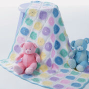Patons Baby Blanket