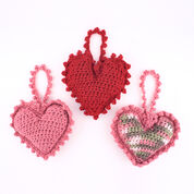 Go to Product: Red Heart Sweet Heart Sachet in color
