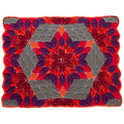 Go to Product: Red Heart Desert Star Throw in color