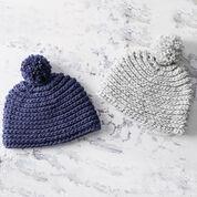 Bernat Spiral Hat, 2/4 yrs