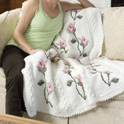 Go to Product: Red Heart Rosebud Throw in color