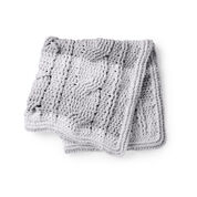 Bernat Crochet Big Cables Blanket