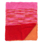 Go to Product: Bernat Garter Stripes Baby Blanket in color