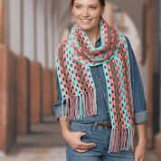 Go to Product: Red Heart Neapolitan Scarf in color