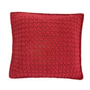 Go to Product: Red Heart Textured Pillow Trio in color