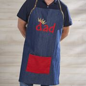 Coats & Clark King of the Grill Apron