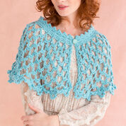 Go to Product: Red Heart Picot-Lace Shawlette in color