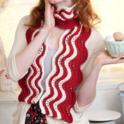 Go to Product: Red Heart Makin' Bacon Scarf in color