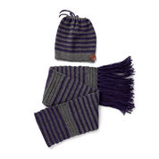 Go to Product: Sugar Bush Crochet Slouchy Hat & Scarf , S in color