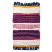 Go to Product: Bernat Festive Textures Knit Blanket in color