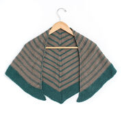 Go to Product: Patons Cozy Striped Kerchief in color