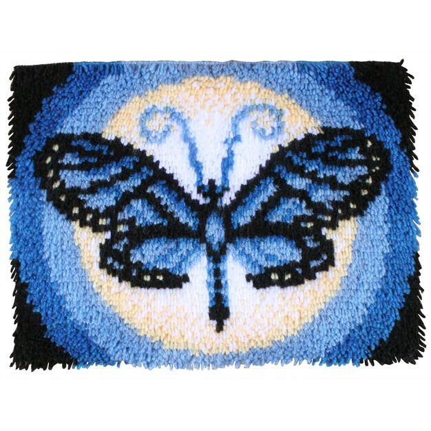 Wonderart Butterfly Moon 15 X 20 in color