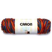 Caron Simply Soft Stripes Yarn, Central Park - Clearance Shades*