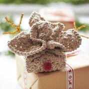 Lily Sugar'n Cream Rudolph's Soap Cozy