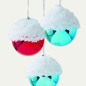 Bernat Snow Capped Ornament