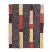 Go to Product: Bernat Velvet Stripes Knit Blanket in color