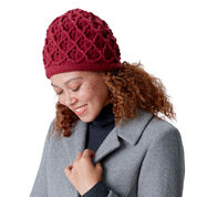 Go to Product: Red Heart Crochet Sparkle Hat, S in color