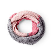 Go to Product: Red Heart Stunning Sampler Stitch Cowl in color