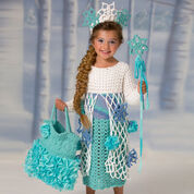 Go to Product: Red Heart Snow Princess Dress, 2 yrs in color