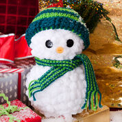Go to Product: Red Heart Sparky the Snowman in color