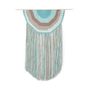 Go to Product: Caron Half Moon Crochet Wall Hanging in color