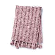 Go to Product: Bernat Velvet Cable Crochet Blanket in color