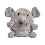 Go to Product: Bernat Crochet Elephant Stuffie in color