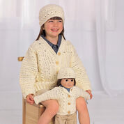Go to Product: Bernat KW Aran Look Set, 2 yrs in color