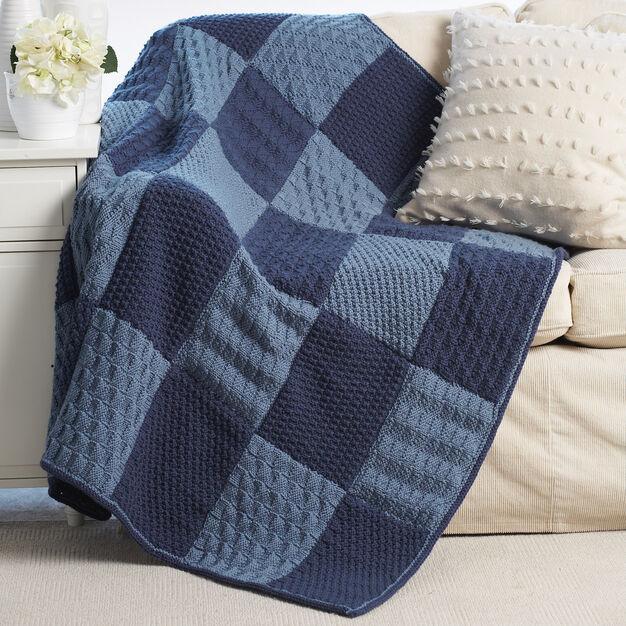 Bernat Sampler Blanket