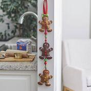 Go to Product: Dual Duty Gingerbread Door Hanger in color