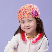 Go to Product: Red Heart Vintage Cutie Hat, S in color