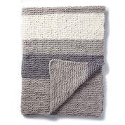 Bernat Hiberknit Knit Blanket