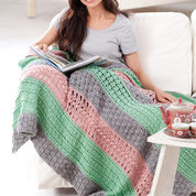 Go to Product: Caron Soft Stripes Throw in color