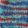 Bernat Baby Blanket Tiny Yarn, Calico Quilt in color Calico Quilt