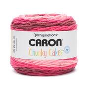 Caron Chunky Cakes Yarn, Cherries Jubilee