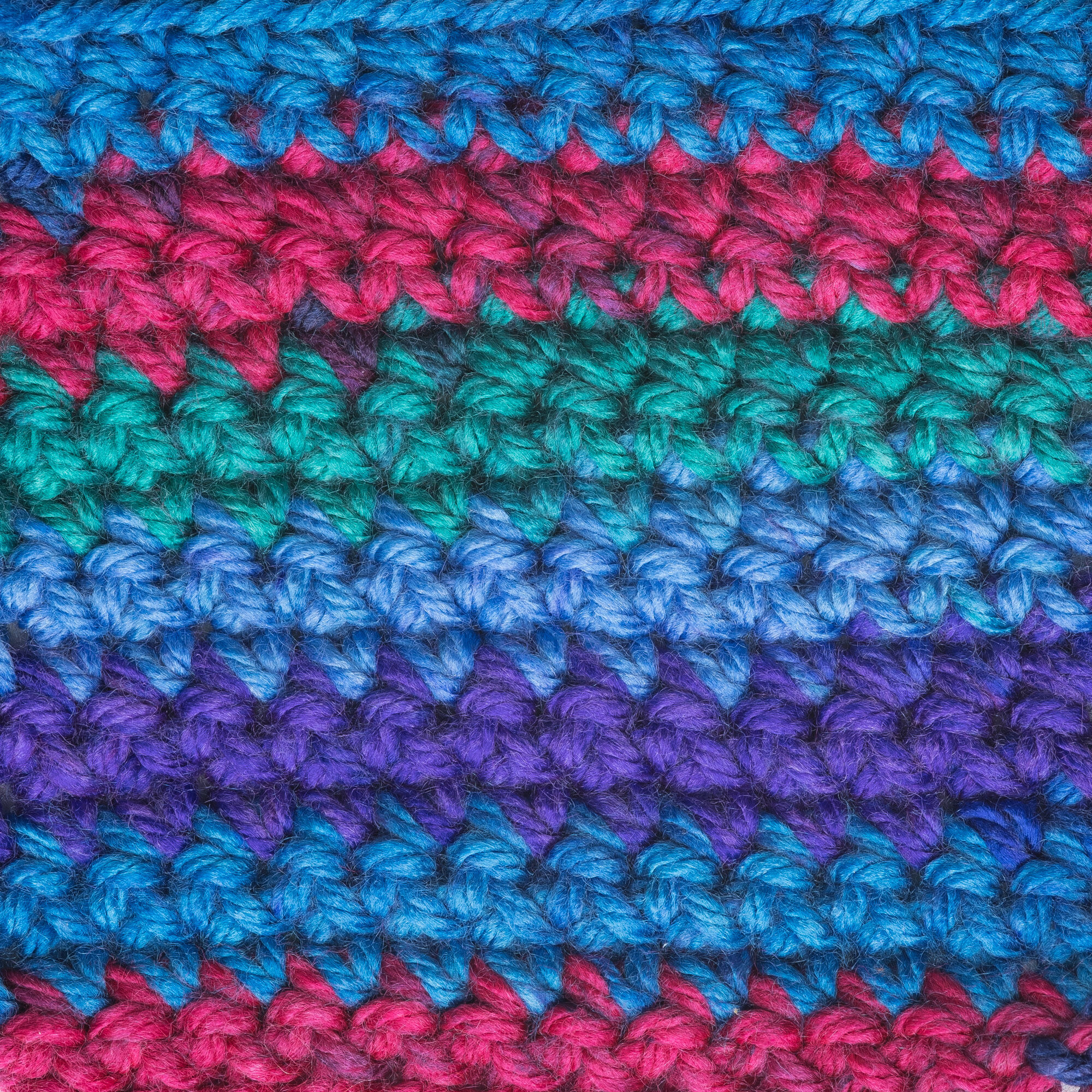 Caron Simply Soft Stripes Yarn-Jersey Shore