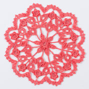 Go to Product: Aunt Lydia's Exquisite Flower Doily in color