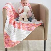Bernat Kiddie Corner Baby Blanket