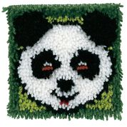 Go to Product: Wonderart Panda 8 X 8 in color