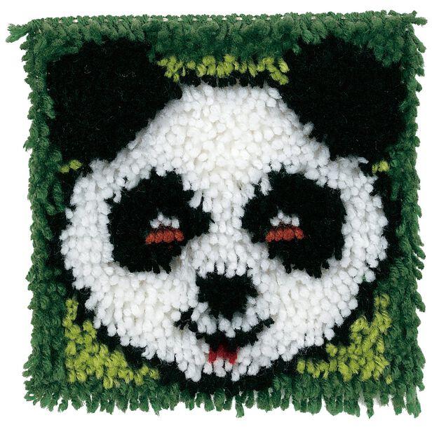 Wonderart Panda 8 X 8 in color