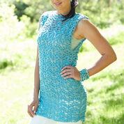 Caron Crochet Tunic, S